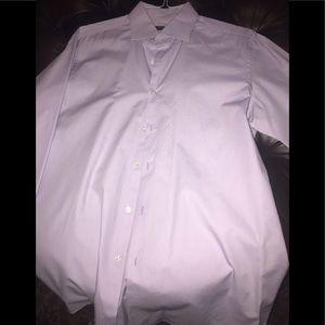 BOSS dress shirt sharp fit